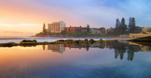 cronulla reflection